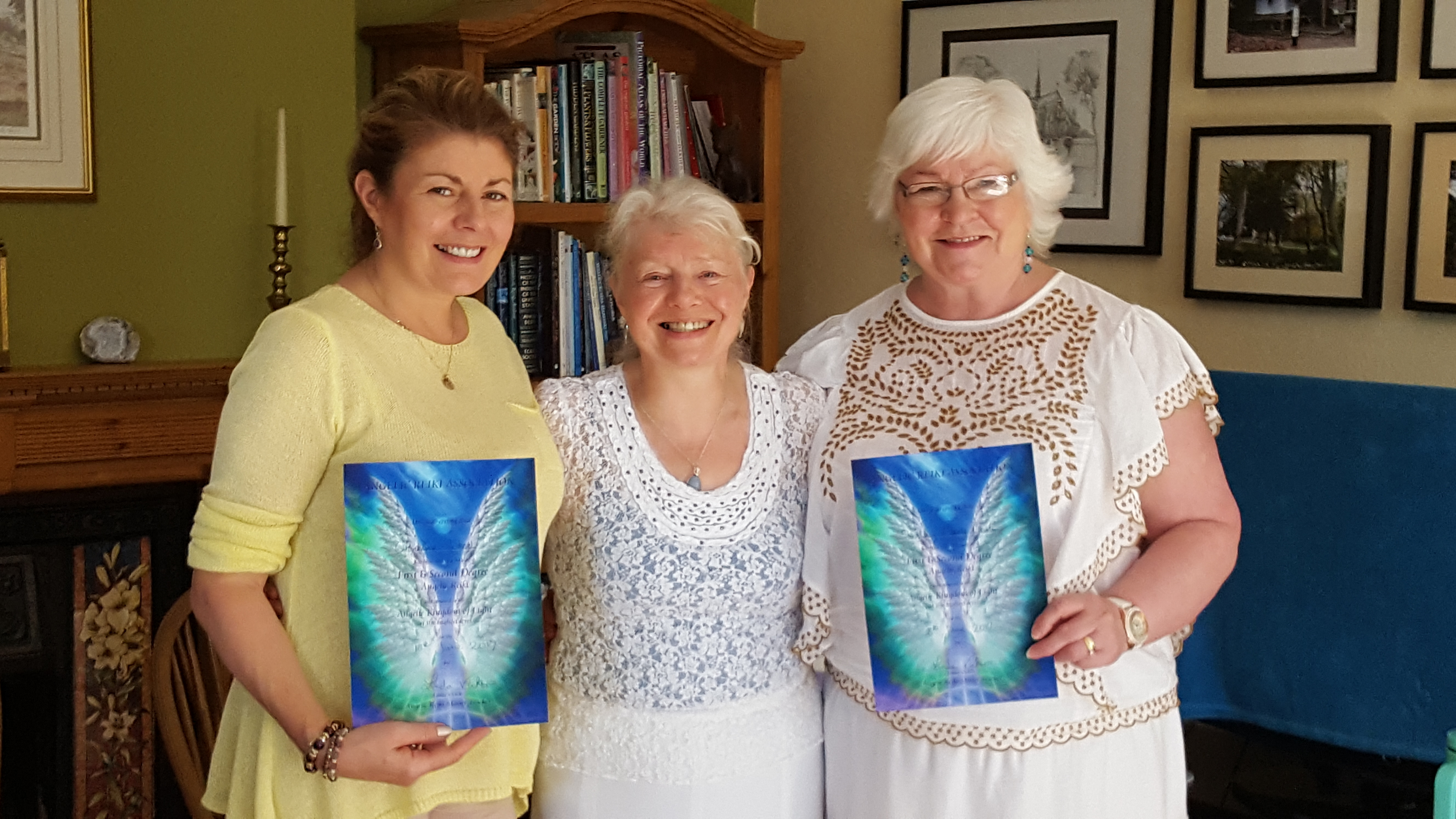 Angelic Reiki 1 & 2 18th June