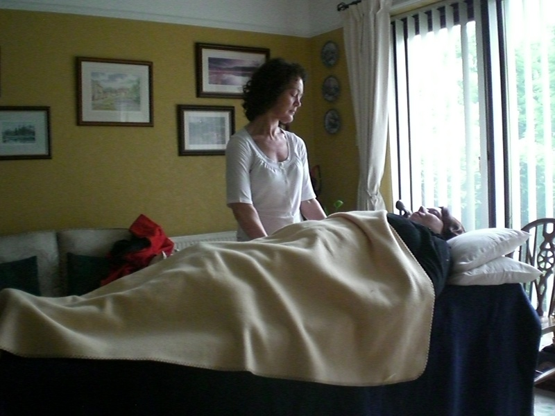 Reiki 2 Okuden 13th June 2010